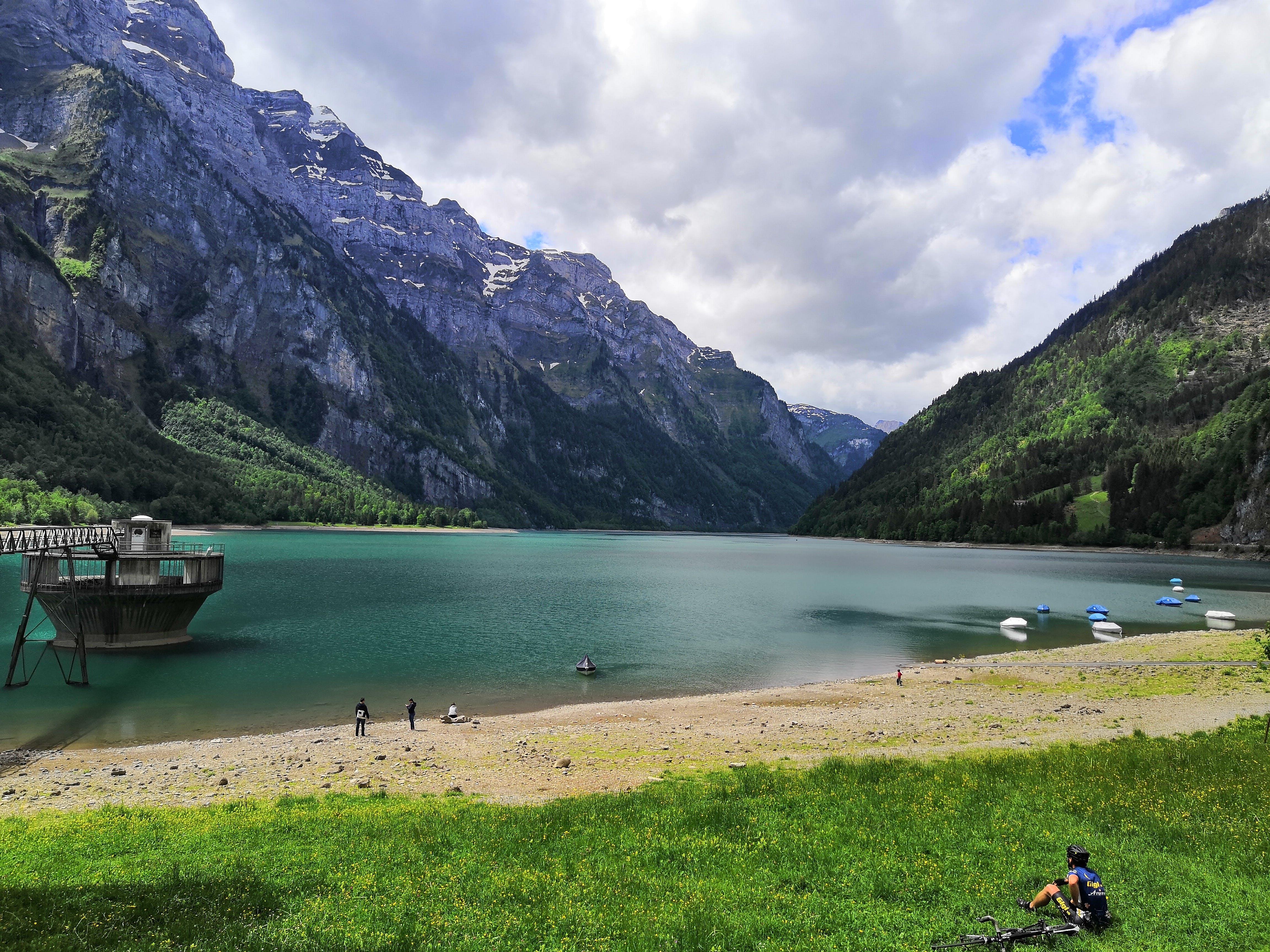 Klöntarelsee, Central Switzerland
