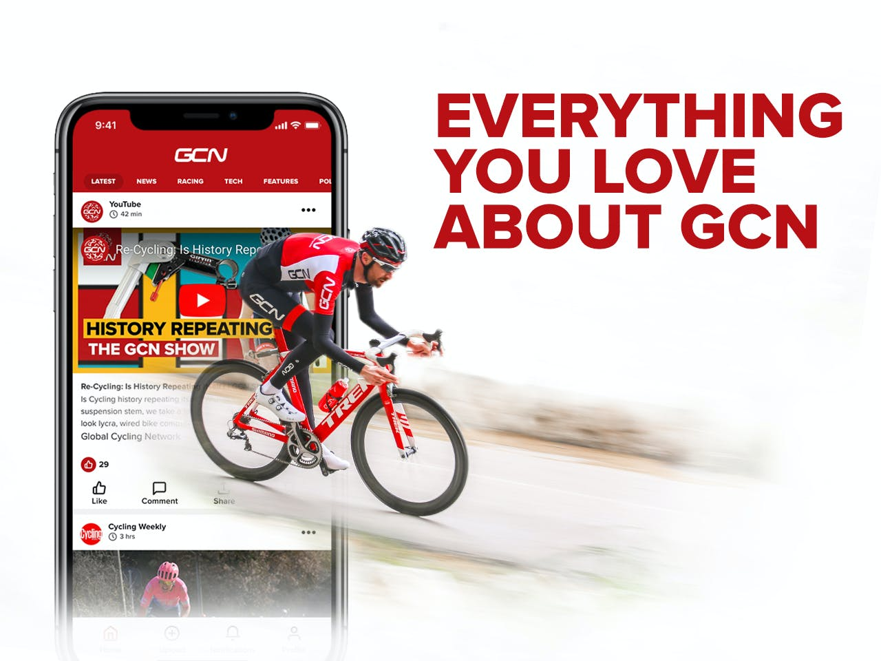 Welcome to the GCN app!