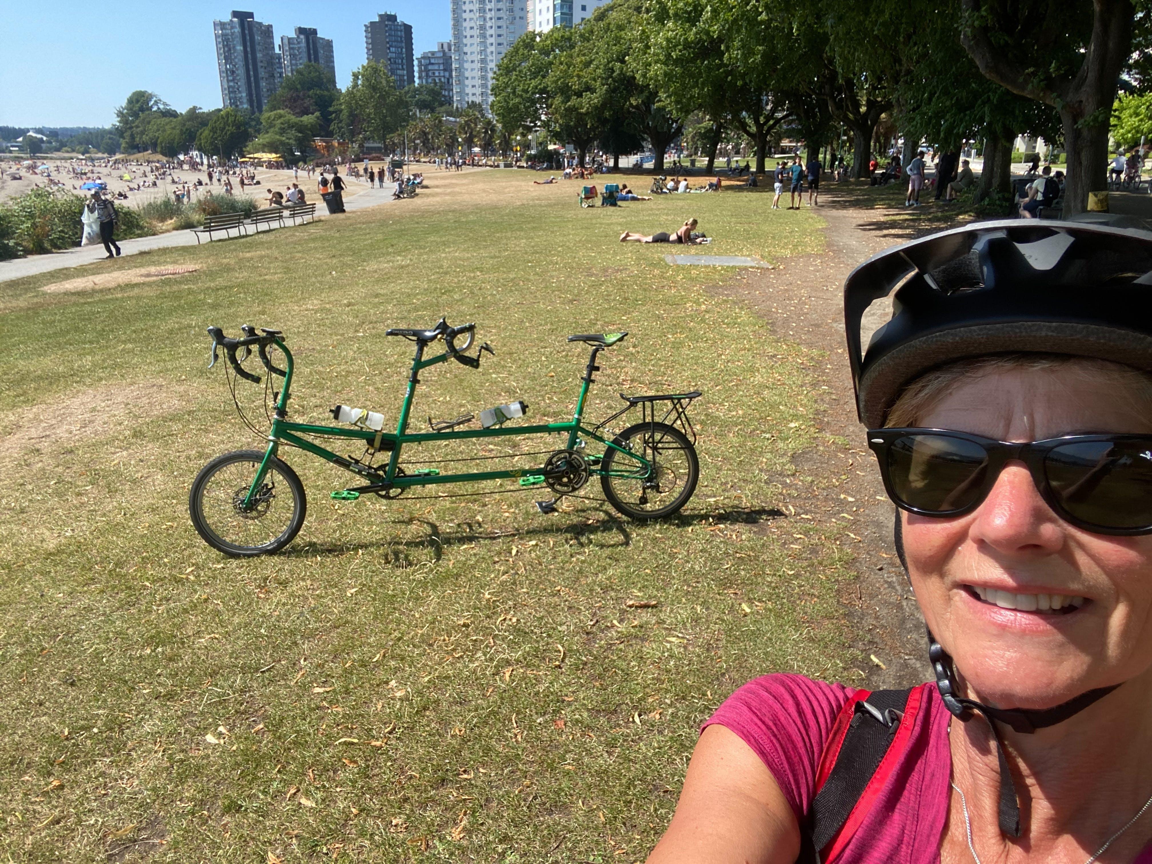 Bike Friday Twosday Tandem