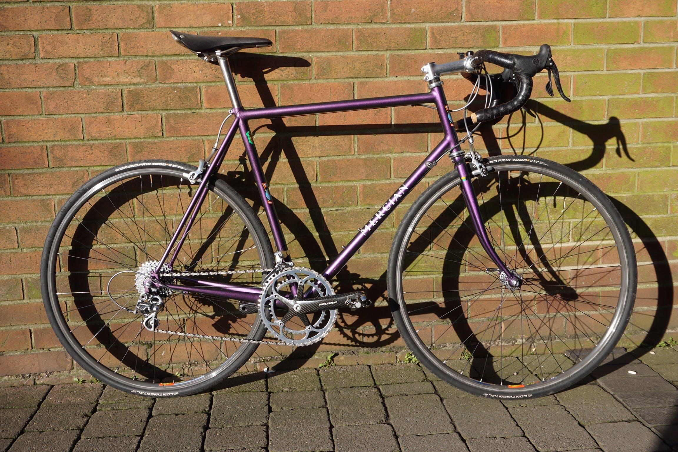Mercian cycles Mercian Pro-lugless 853